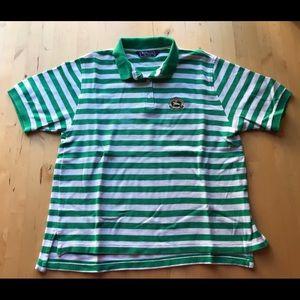 Burberry Mens T Shirt Polo Size L